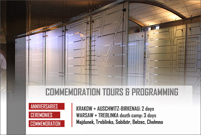 Commemoration & Programming