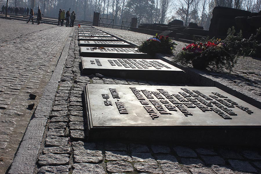 Auschwitz II-Birkenau - the International Memorial